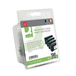Q-Connect HP 950XL 951XL Ink Cartridge (Pack KCMY (Pack of 4)