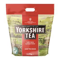 Yorkshire Tea Cup Tea Bag 1040PK