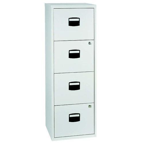 Bisley 4 Drawer A4 Personal Filer