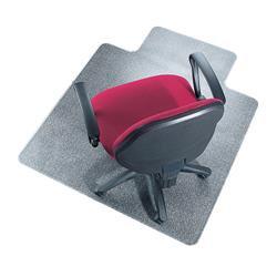 Q-Connect Chairmat PVC 914x1219mm Clear