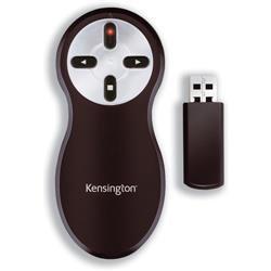 Kensington Remote Control for Presentations Wireless USB Receiver 20m