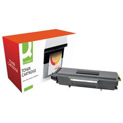Q-Connect Compatible Solution Brother Black Toner Cartridge TN3230