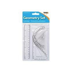 Small 4 Piece Geometry Set (1 Pack)