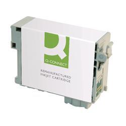 Q-Connect Epson 27XL Inkjet Yellow Cartridge