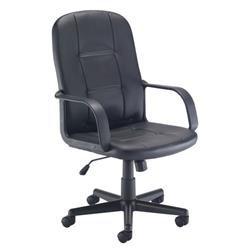 Jack II Chair - Black Leather Look