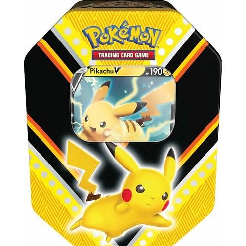 Pokemon Fall V Tin - Pikachu V