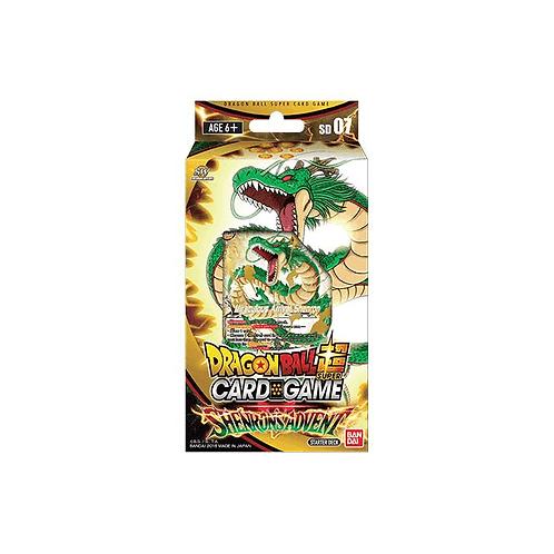 Dragon Ball Super Card Game - Starter Deck : Shenron's Advent - SD07