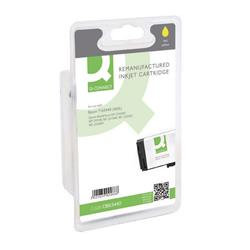 Q-Connect Epson 16XL Remanufactured Yellow Inkjet Cartridge High Yield
