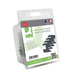 Q-Connect Brother LC223 Ink Cartridges Multi-Pack