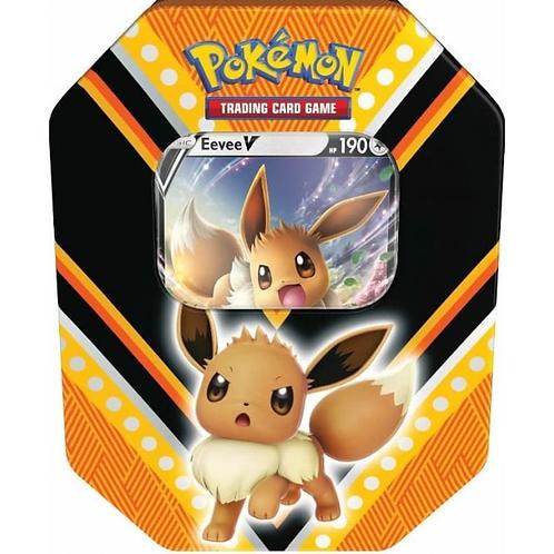 Pokemon Fall V Tin - Eevee V