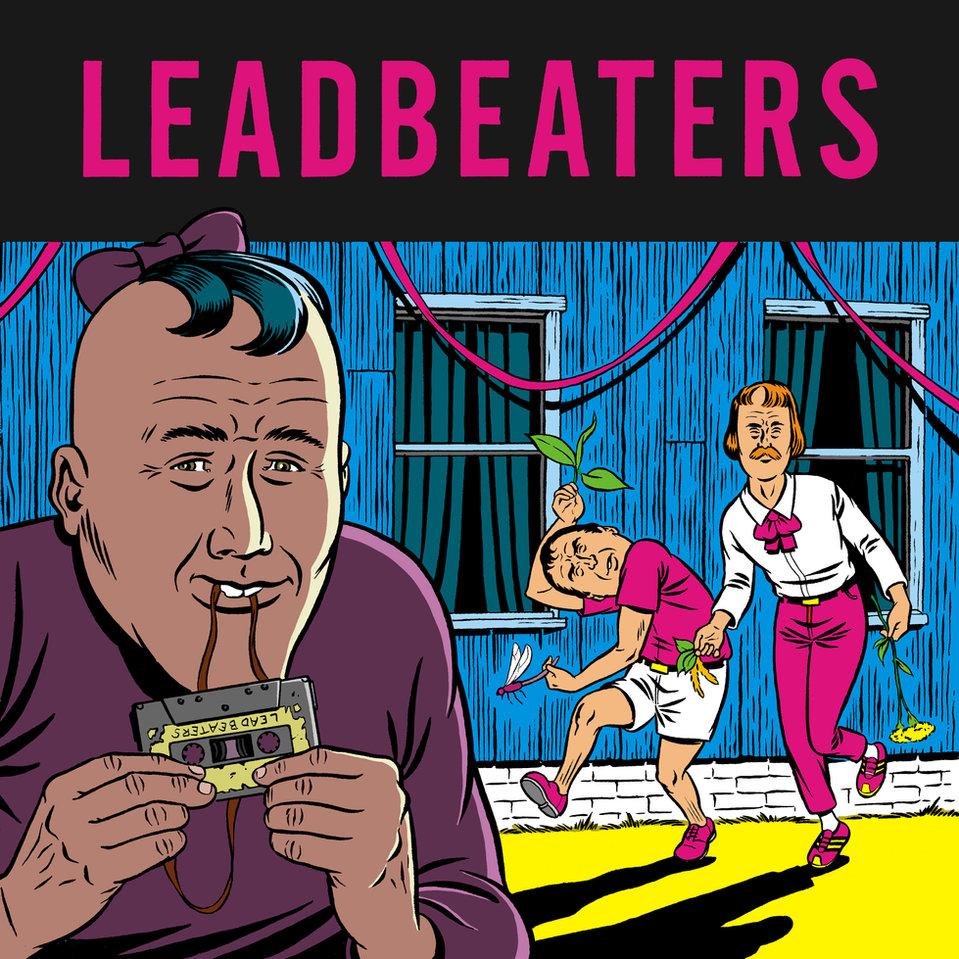Leadbeaters debut EP 2016