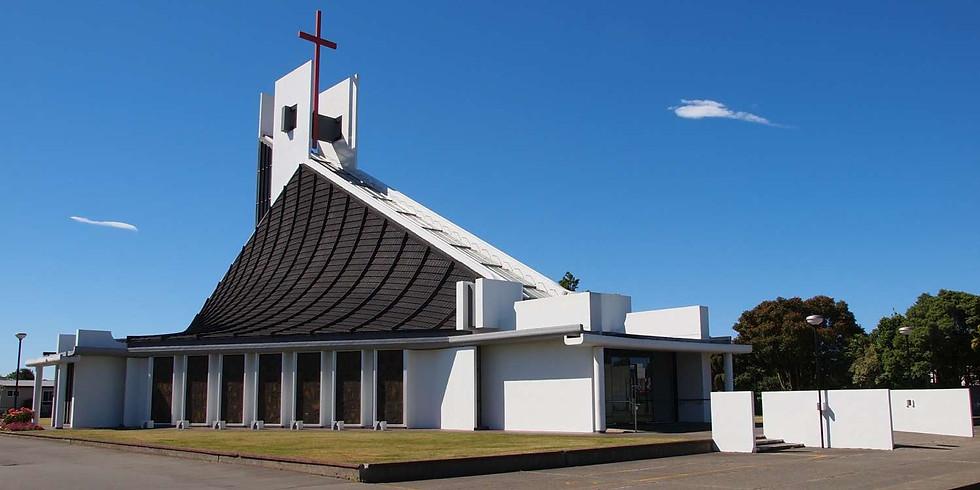 9 am Mass, Sunday 7 Mar @ Sockburn
