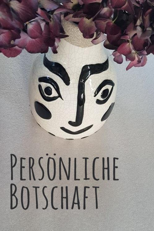 Seelenflüsterin - Persönliche Botschaft