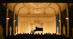 Carnegie Hall Debut Recital