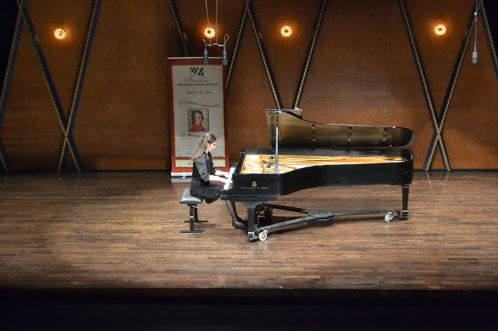 PianoTexas Festival & Academy 2014