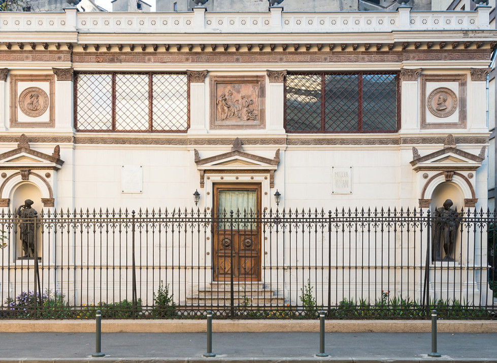 bucharestcityinfo.com-Theodor-Aman-Museu