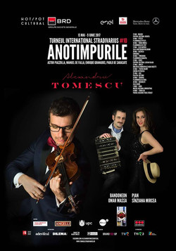 International Stradivarius Tour 2017