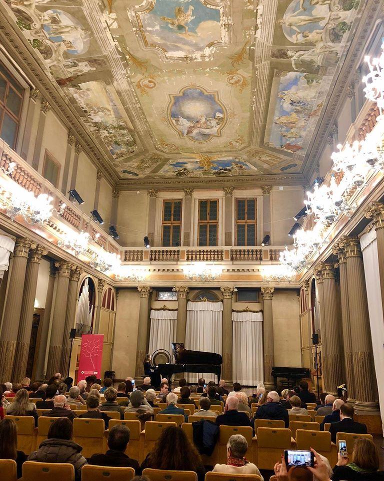 Sinziana Mircea Venice Conservatoire 2019