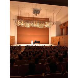 Sinziana Mircea Japan Tour Asahikawa 2019