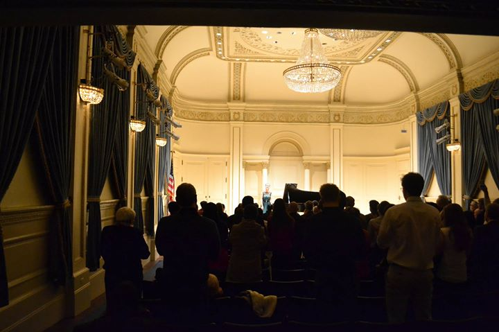 Carnegie Hall Debut 2016