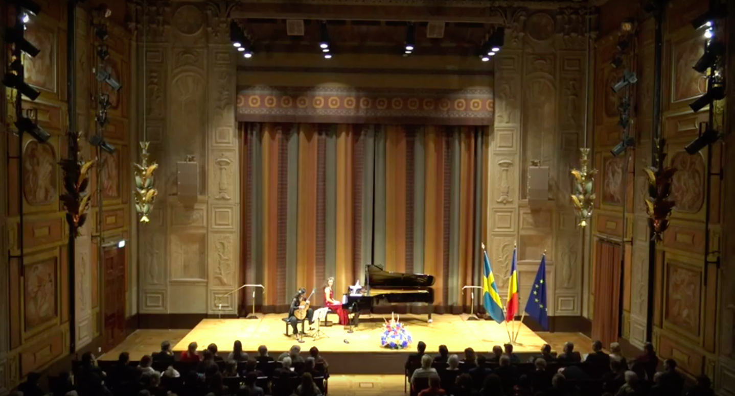 Stockholm Philharmonic Sinziana Mircea 2019