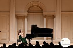 Sinziana Mircea Carnegie Hall NY 2019