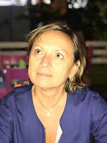 Anne ROPARS Gérante de DISTRICOM Formation
