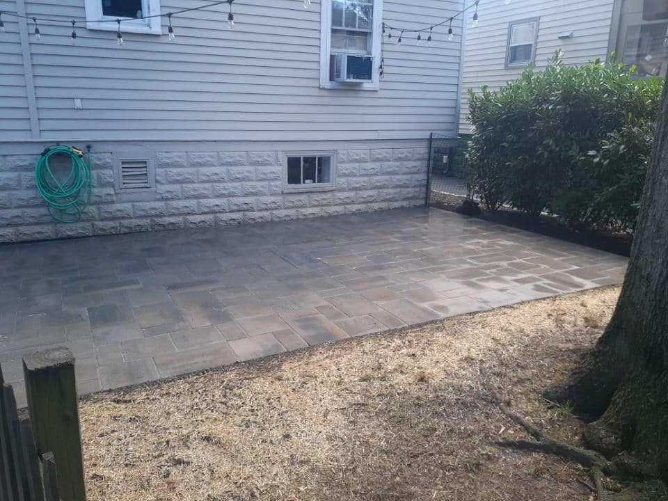 Paver Pation