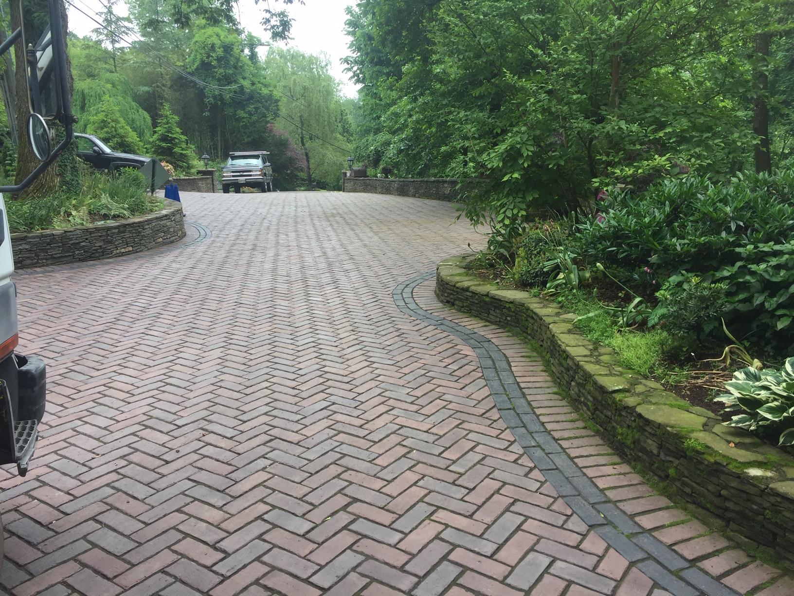 Finish Driveway
