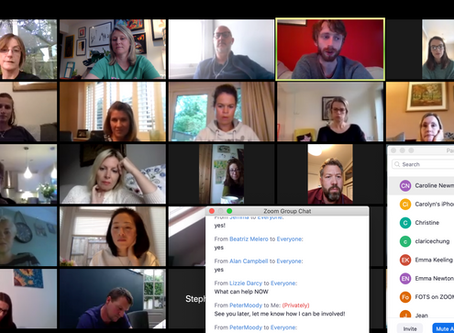 Zoom Meeting Video Minutes
