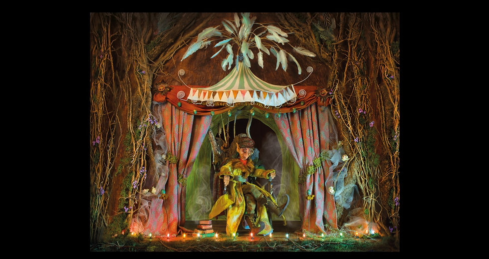 The Unusual Tale of the Fairy Theatre