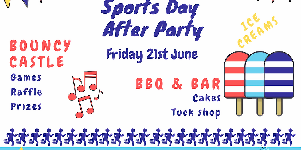 Sports Day After Party