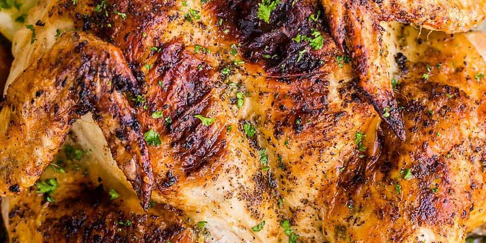 Sunday Sharing Roast - Chicken Chipotle