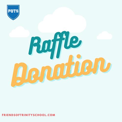 Raffle Prize Donation