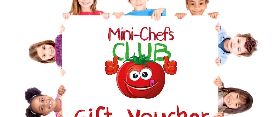 MiniChefs Club Make It Box Gift Voucher