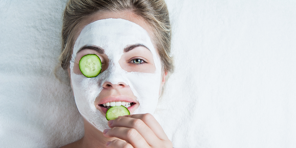 At Home Facial Party Package