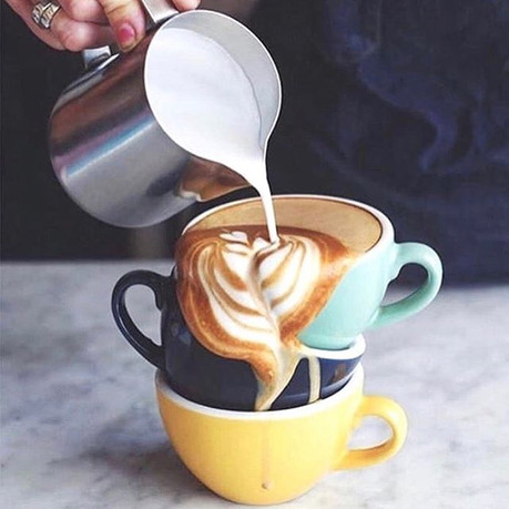 Coffee & Converstaion: Creative Networking