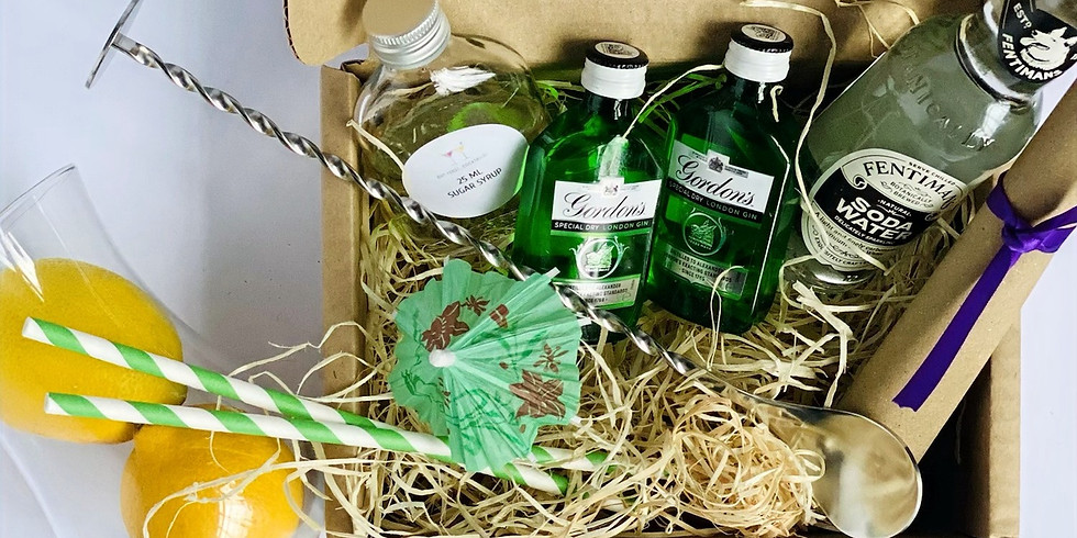 At Home Facial Party Package with Cocktail