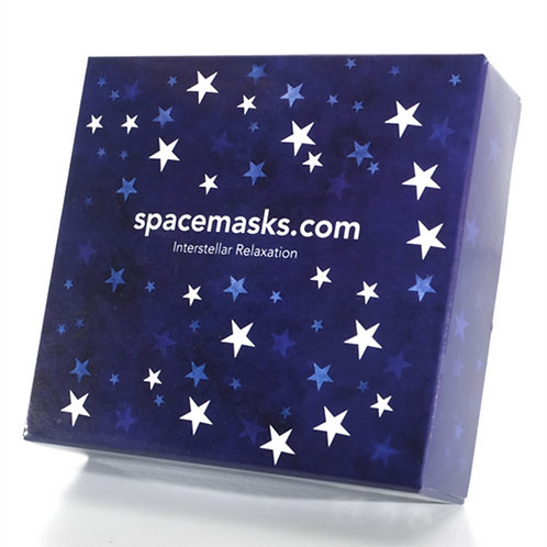 Spacemasks, box of 5, Jasmine scented