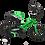 Thumbnail: SOLAR BMX 012A 鋁合金Y型小童車-12吋