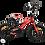 Thumbnail: SOLAR BMX 014A 鋁合金Y型小童車-14吋