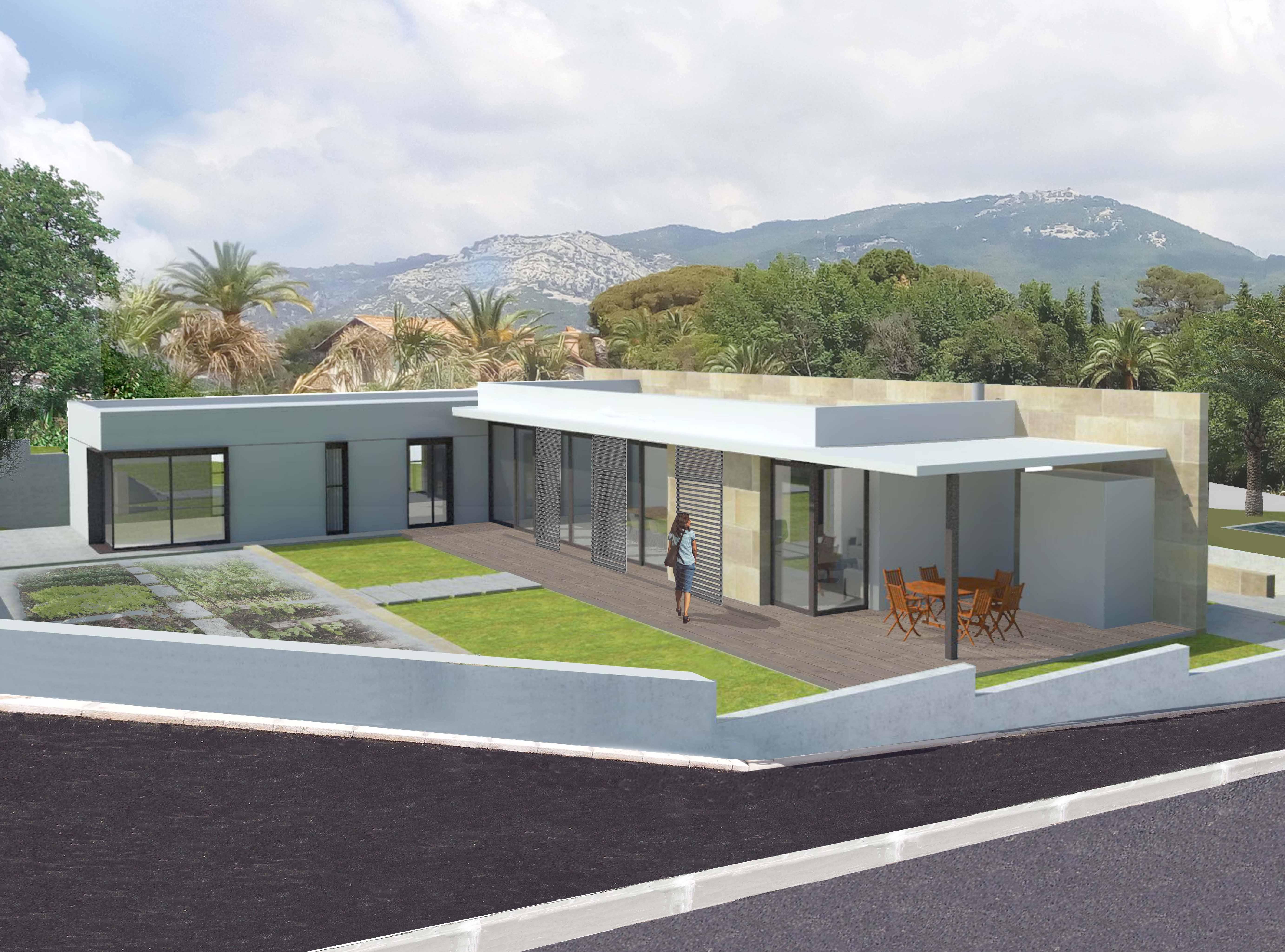 Villa SB