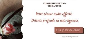 Hypnose accouchement avec Elisabeth Spertino certifiée et thérapeute depuis 20 ans