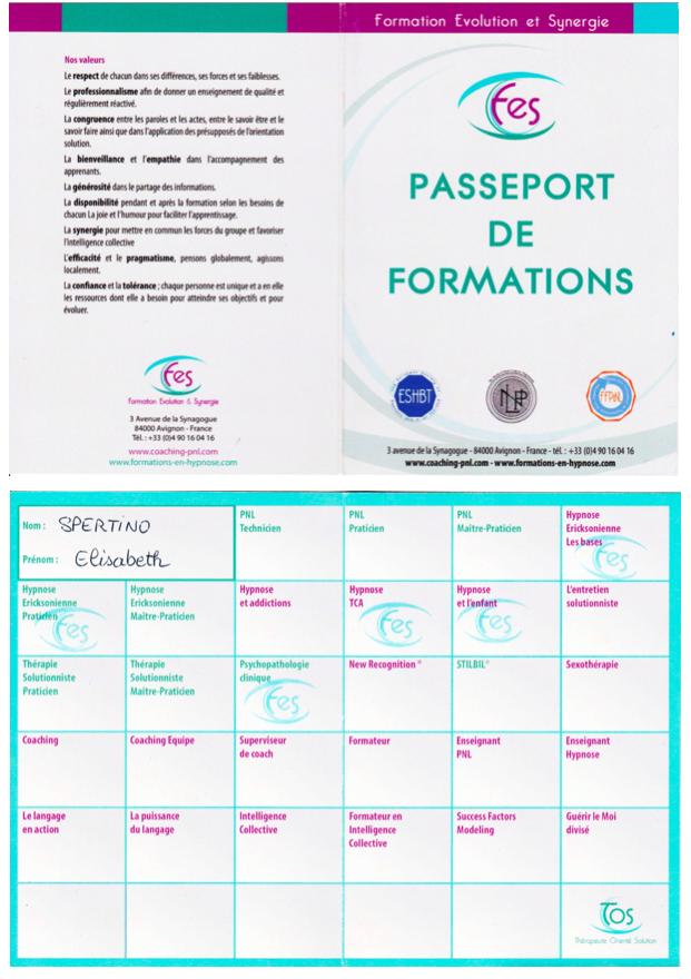 Passeport de Formation