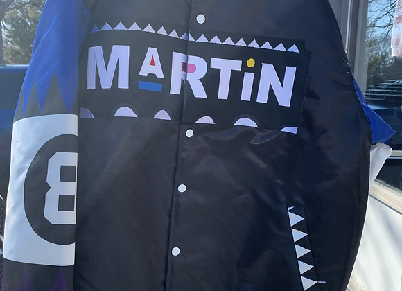 Martin Bomber Jacket.
