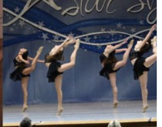 JMDS DANCERS AT COMPETITION