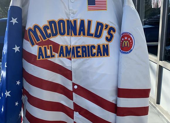 McDonald's (All American) Bomber Jacket.