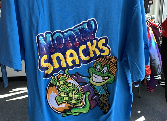 Money Snacks T-shirt