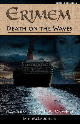 Erimem - Death on the Waves paperback