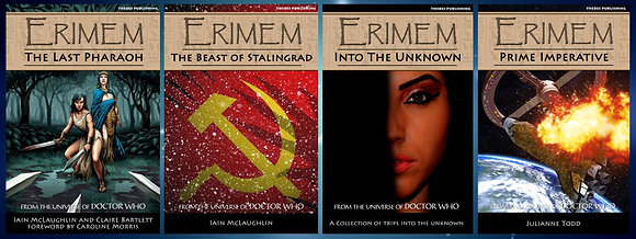Erimem - first 4 books
